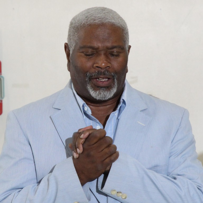 Minister Gary Williams